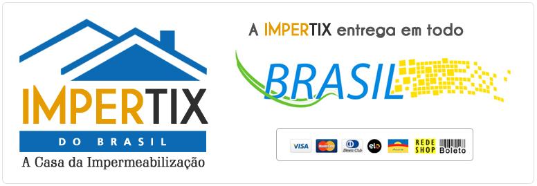Impertix Entrega Impermeabilizantes em todo Brasil